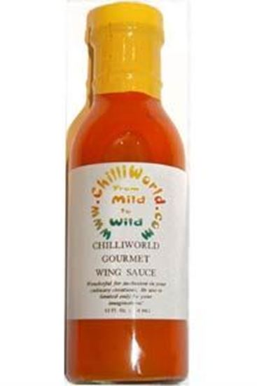 Picture of ChilliWorld Gourmet Wing Sauce