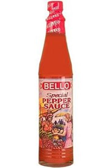 Picture of Bello Special Pepper Sauce