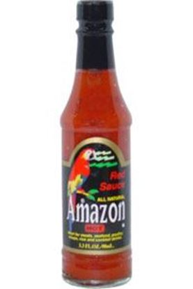 Picture of Amazon Hot Red Pepper Sauce
