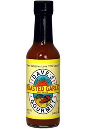 Picture of Dave's Gourmet Roasted Garlic Sauce