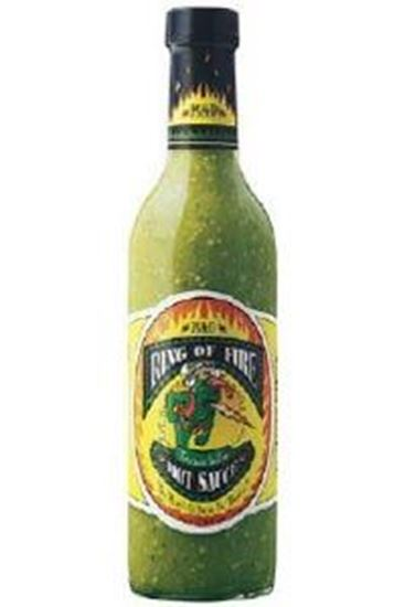 Picture of Ring of Fire Tomachillo Hot Sauce