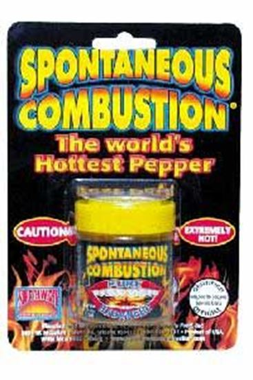Picture of Spontaneous Combustion Powder