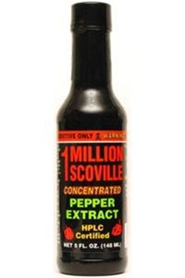 Picture of 1 Million Scoville Pepper Extract