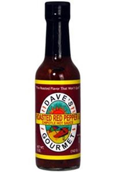 Picture of Dave's Gourmet Roasted Red Pepper & Chipotle Sauce