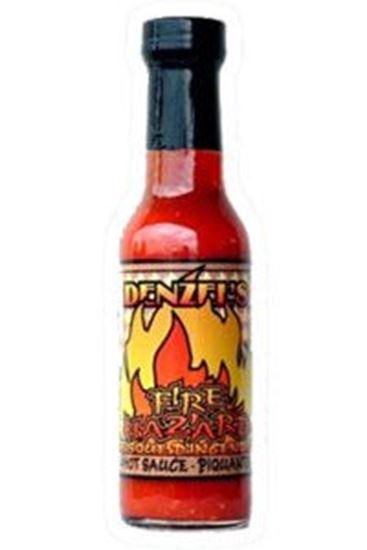 Picture of Denzel's Gourmet Fire Hazard