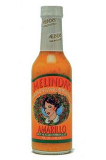Picture of Melinda's Amarillo Hot Mustard Sauce