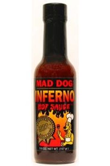Picture of Mad Dog Inferno Reserve 1999 Hot Sauce