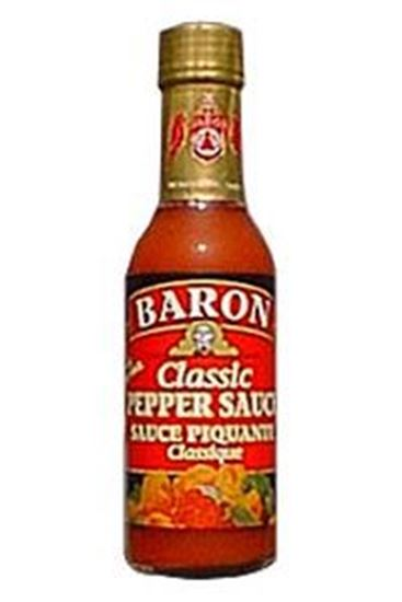 Picture of Baron Classic Pepper Sauce