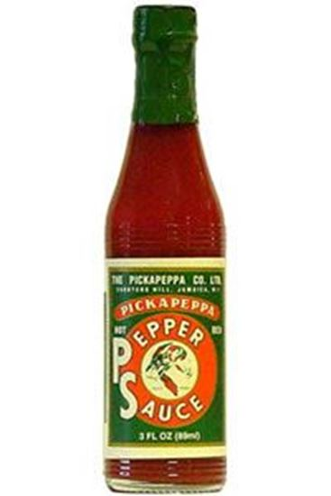 Picture of Pickapeppa Hot Red Sauce