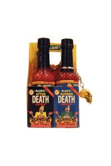 Picture of Blair's Death Mini Bottle 4 Pack