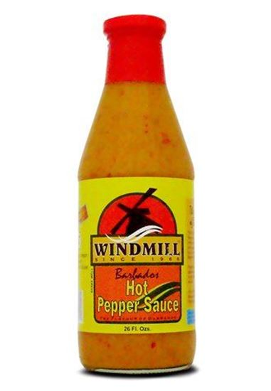 Picture of Windmill Hot Pepper Sauce, Large