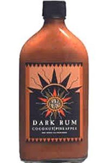 Picture of Dark Rum Coconut Pineapple Sauce