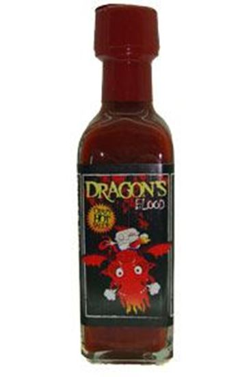 Picture of ChilliPepperPete Dragon's Blood Chilli Sauce