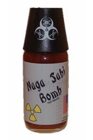Picture of Naga Sabi Bomb Hot Sauce