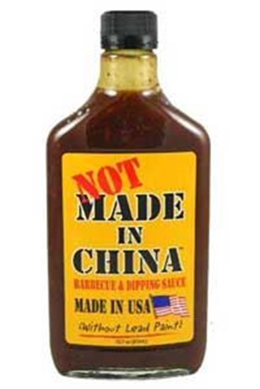 Picture of NOT Made In China