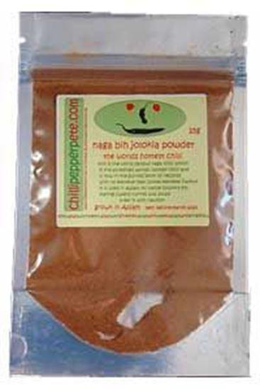 Picture of Naga Bih Jolokia Powder 25g.