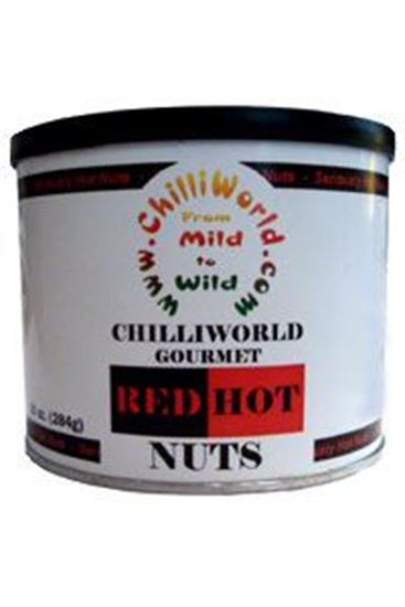 Picture of ChilliWorld RED HOT Nuts