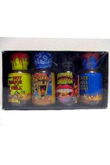 Picture of Xtreme Heat Hot Sauce - Mini's