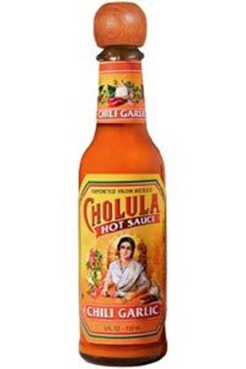 Picture of Cholula Chili Garlic Hot Sauce