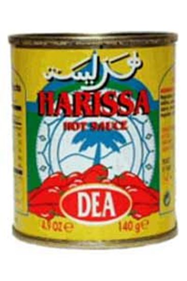 Picture of DEA Harissa Hot Sauce Tin