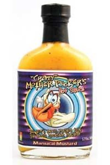 Picture of Mother Pucker's Maniacal Mustard