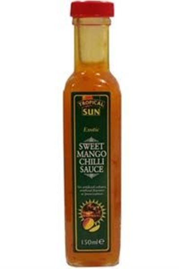 Picture of Tropical Sun Sweet Mango Chilli Sauce