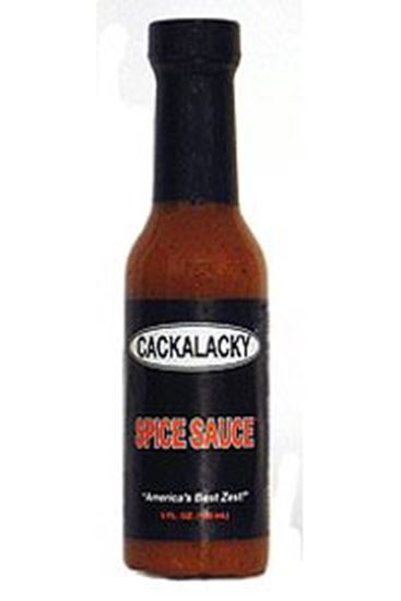Picture of Cackalacky Spice Sauce