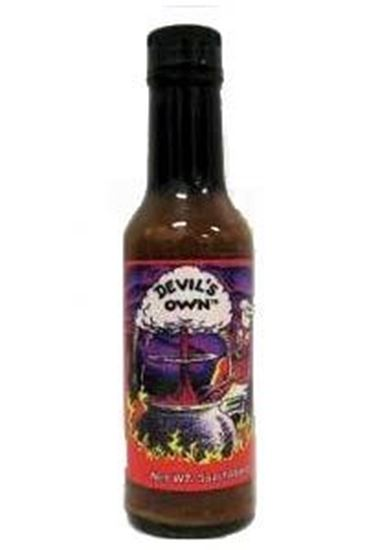 Picture of Devil's Own Hot Sauce