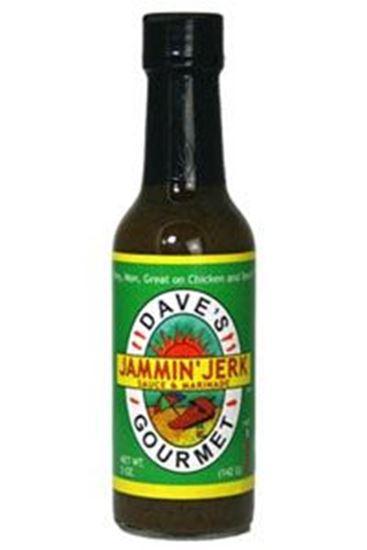 Picture of Dave's Gourmet Jammin' Jerk Sauce