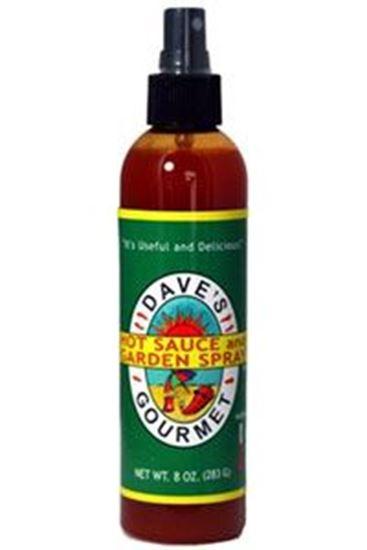 Picture of Dave's Garden Spray & Hot Sauce