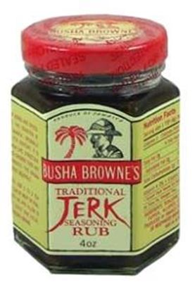 Picture of Busha Browne's Authentic Jerk Seasoning