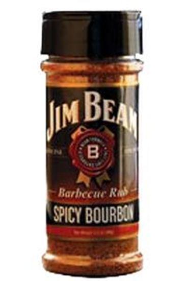 Picture of Jim Beam Spicy Bourbon Barbecue Rub