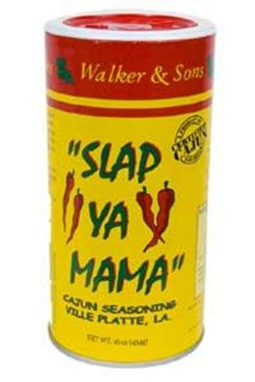 Picture of Slap Ya Mama Cajun Seasoning Original