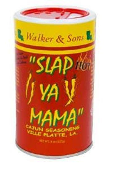 Picture of Slap Ya Mama Cajun Seasoning Hot