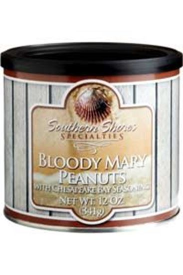 Picture of Southern Shores Specialties Bloody Mary Peanuts
