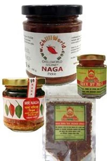 Picture of The Great Naga Collection - 4 Pack
