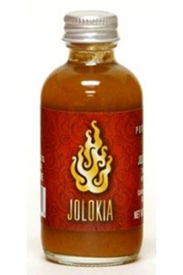 Picture of CaJohns Jolokia Puree 2oz.