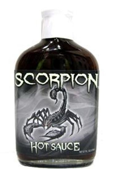 Picture of Scorpion Hot Sauce