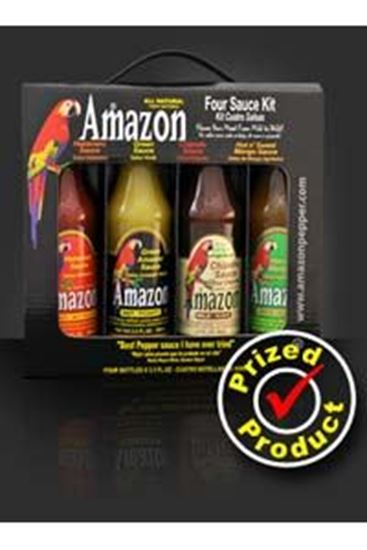 Picture of Amazon 4 Pack Gift Set