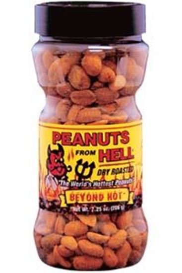 Picture of Peanuts From Hell Dry Roasted Peanuts