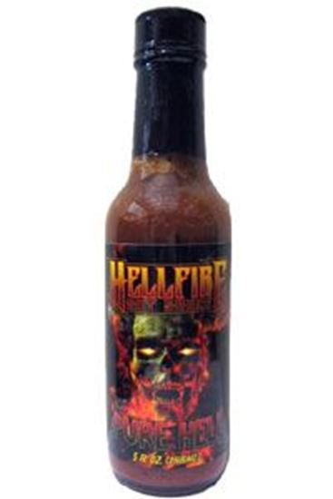 Picture of Hellfire Pure Hell Hot Sauce