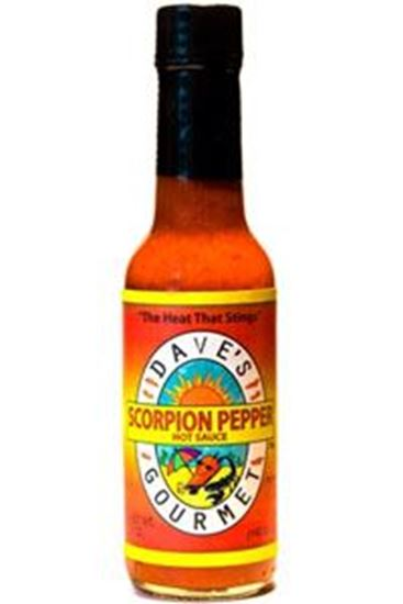 Picture of Dave's Gourmet Scorpion Hot Sauce