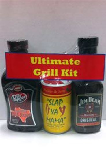 Picture of Ultimate Grill Kit 3 Pack Gift Set