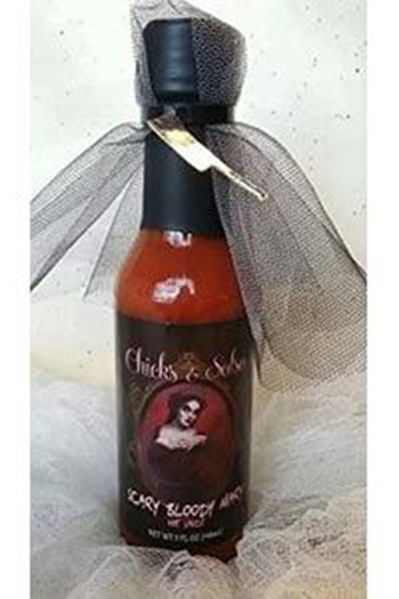 Picture of Scary Bloody Mary Hot Sauce