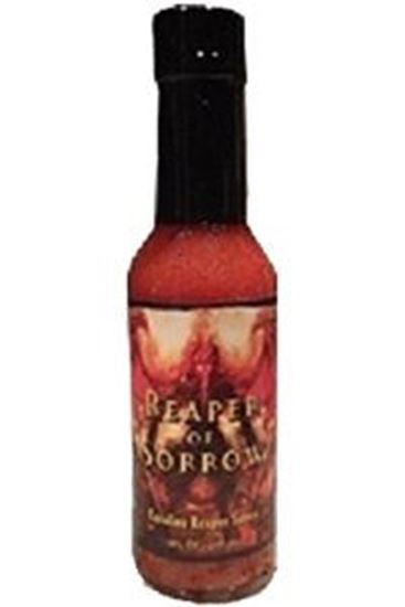 Picture of Reaper Of Sorrow Carolina Pepper Sauce