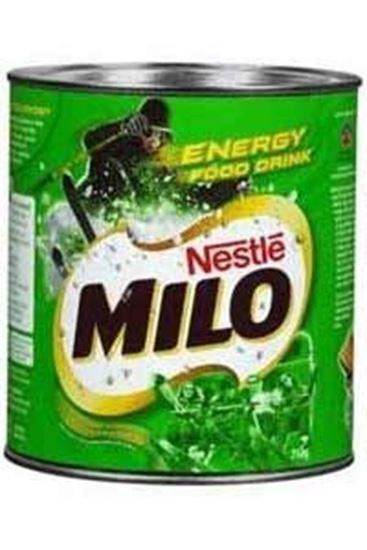 Picture of Milo Chocolate flavoured malt drink 200g.