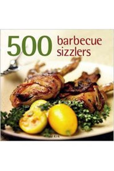 Picture of 500 Barbecue Sizzlers - Paul Kirk