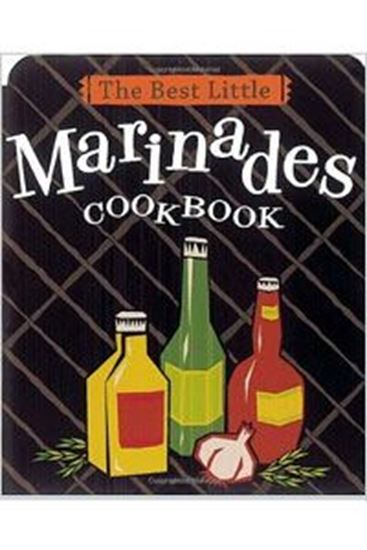 Picture of The Best Little Marinades Cookbook - Karen Adler