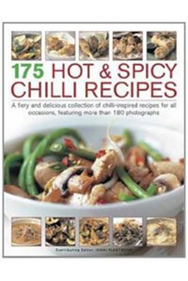 Picture of 175 Hot & Spicy Chilli Recipes - Jenni Fleetwood