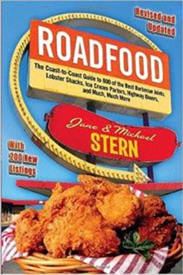 Picture of Roadfood: Guide to the Best Barbecue Joints - Jane Stern